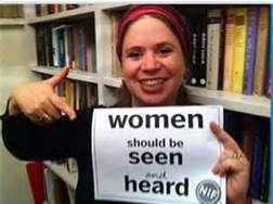 women seen and heard