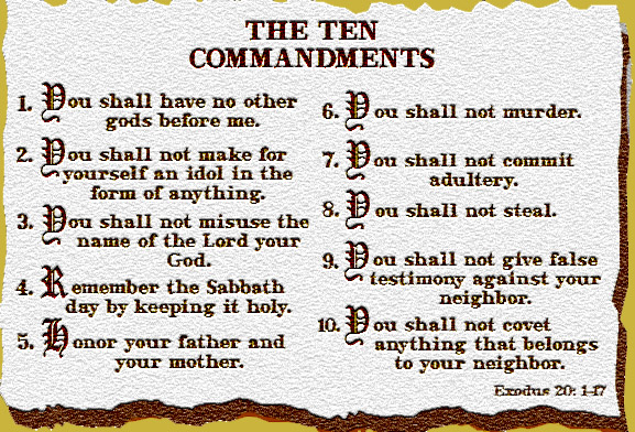 Ten Commandments lrg